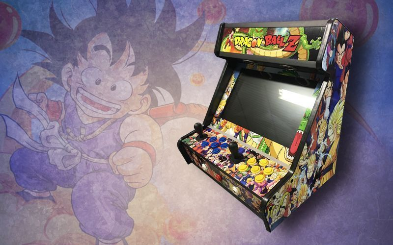 Dragon Ball Z Bartop