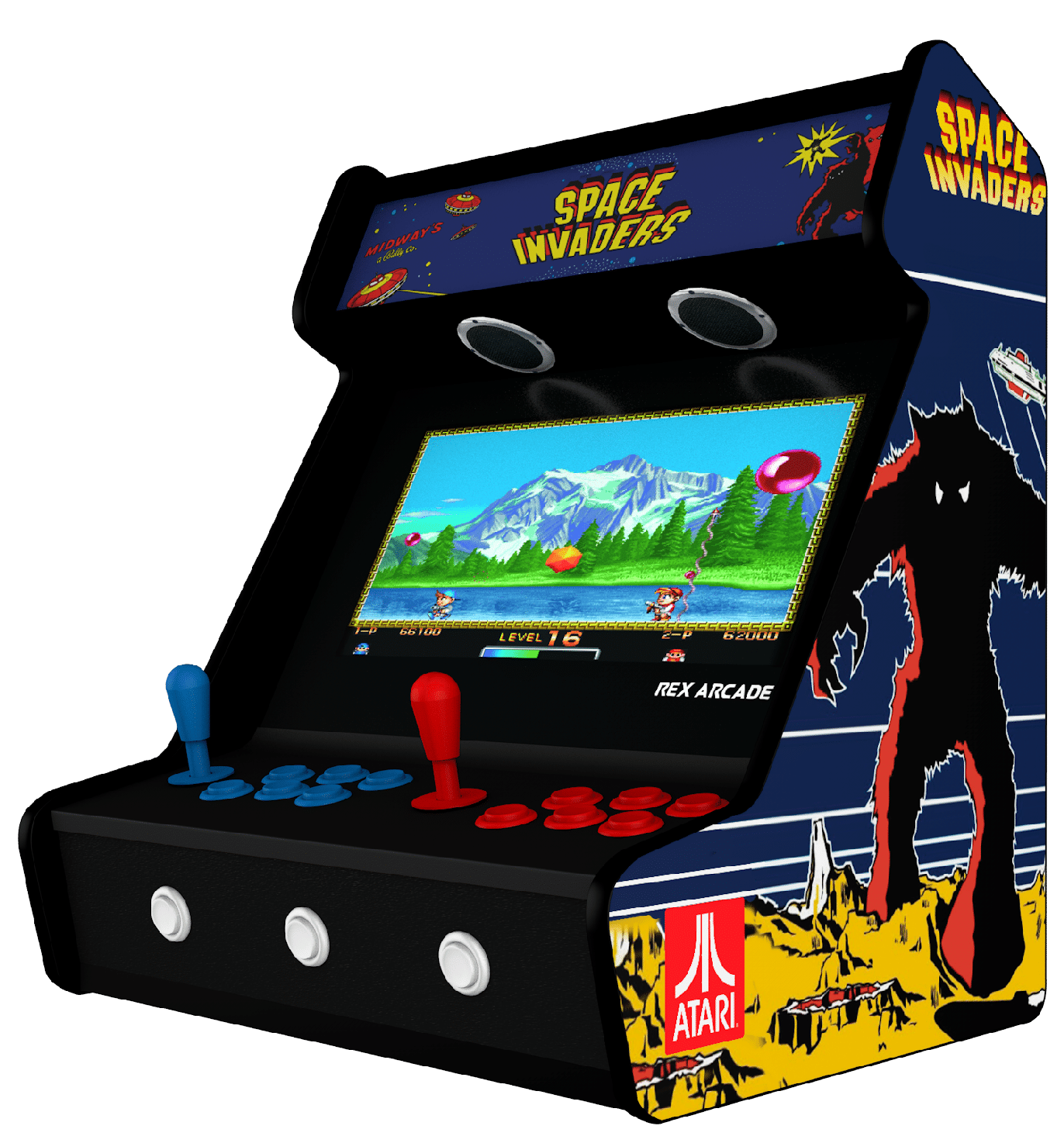049 – SPACE INVADERS