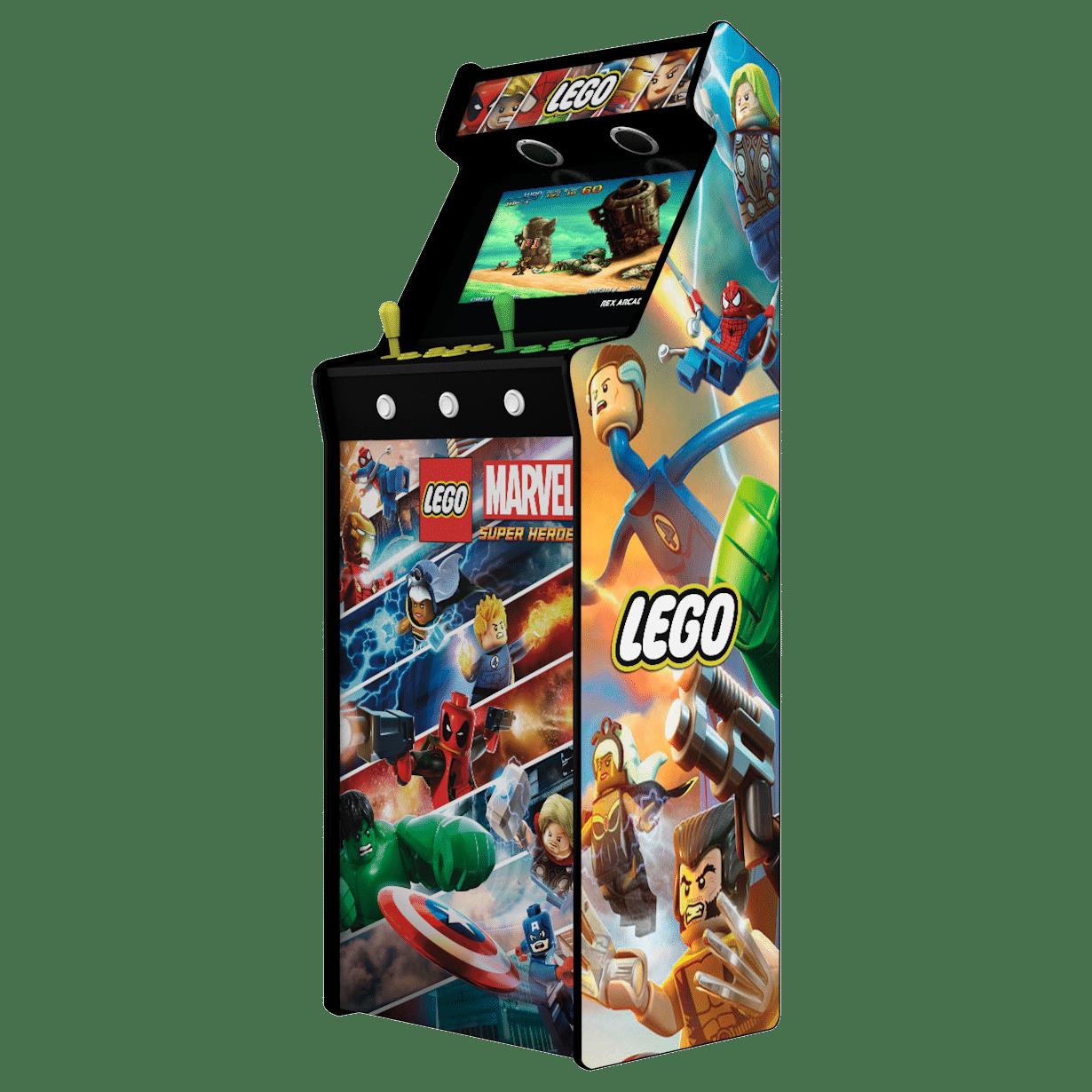 028 – LEGO MARVEL