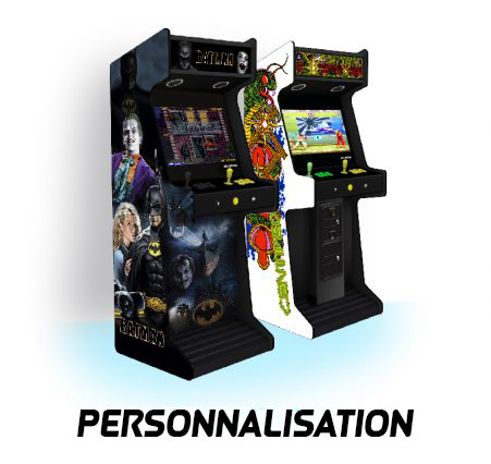 RETROPLAYER-PERSONALISATION
